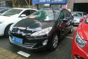 标致 408 2013款 1.6 自动 舒适型