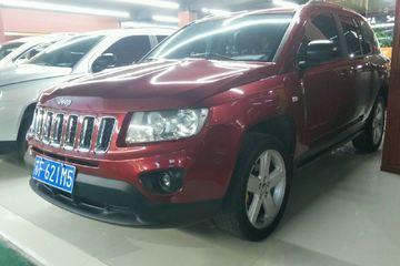 Jeep 指南者 2012款 2.4 自动 豪华导航版四驱
