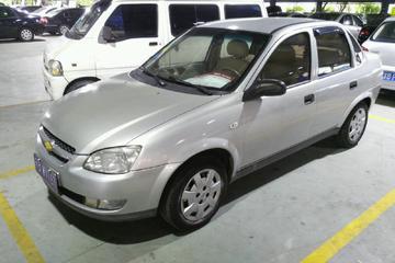 雪佛兰 赛欧三厢 2005款 1.6 手动 SL基本型