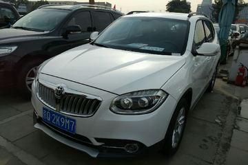 中华 V5 2014款 1.5T 自动 运动型前驱
