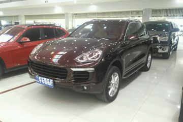 保时捷 Cayenne 2016款 3.0T 自动 Platinum Edition