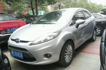 福特 嘉年华三厢 2010款 1.3 手动 风尚型