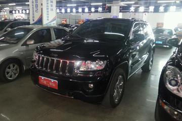 Jeep 大切诺基 2012款 3.6 自动 周年导航版
