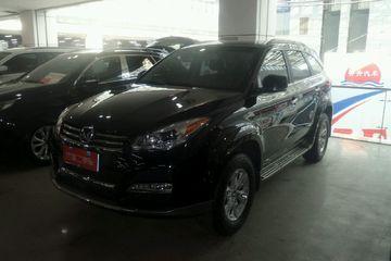 江铃 驭胜S350 2013款 2.4T 自动 豪华版7座后驱 柴油