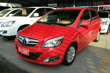 北京汽车 E系列两厢 2012款 1.5 手动 乐尚版