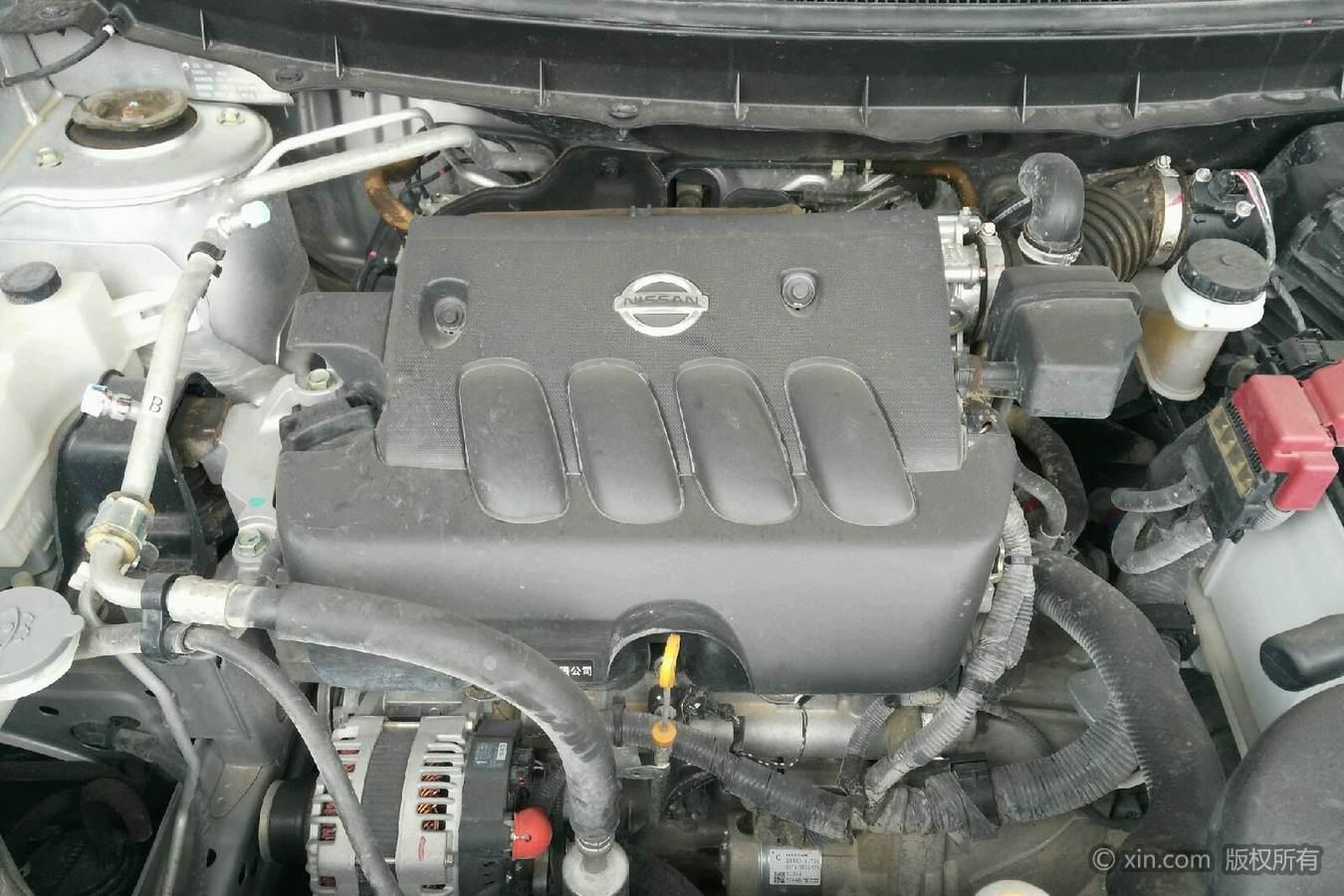 东风风度风度MX6发动机特写
