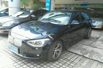 宝马 1系两厢五门版 2012款 1.6T 自动 116i都市版