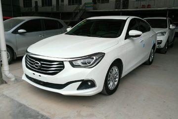 广汽传祺 传祺GA6 2015款 1.8T 自动 舒适型