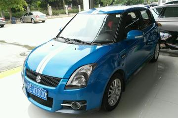铃木 雨燕 2012款 1.5 自动 标准型
