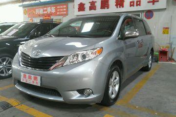 丰田 塞纳 2011款 2.7 自动 前驱