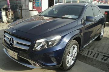 奔驰 GLA级 2015款 1.6T 自动 GLA200动感型前驱