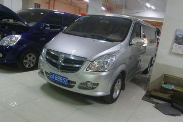 福田 蒙派克 2009款 2.5T 手动 商务舱超豪华型长轴9座 柴油