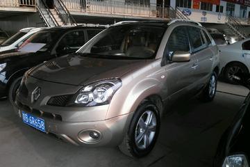 雷诺 科雷傲 2010款 2.5 自动 舒适型四驱