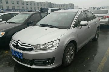 雪铁龙 世嘉三厢 2012款 1.6 手动 品尚型