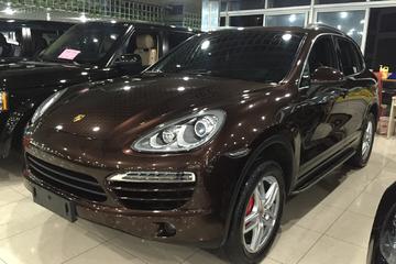 保时捷 Cayenne 2014款 3.0T 自动 Platinum Edition铂金版