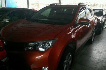丰田 RAV4 2013款 2.0 自动 都市版前驱