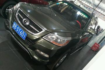 广汽吉奥 奥轩G5 2012款 2.4 手动 豪华版后驱