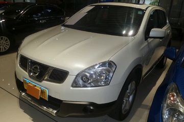 日产 逍客 2012款 2.0 自动 XV雷前驱