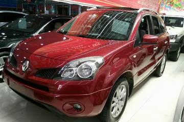雷诺 科雷傲 2010款 2.5 自动 舒适型前驱