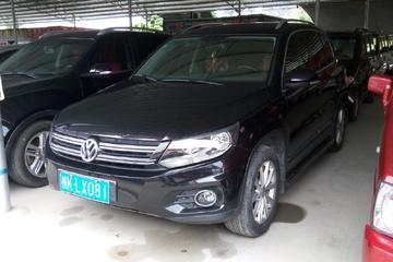 大众 Tiguan 2012款 2.0T 自动 豪华版四驱