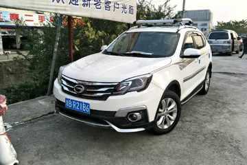 广汽传祺 传祺GS5 Super 2015款 2.0 自动 精英版前驱