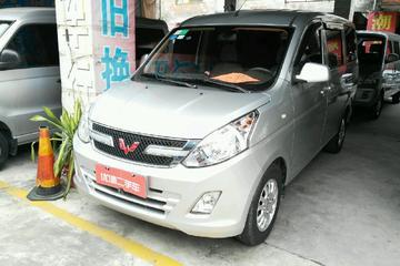五菱 宏光 2015款 1.5 手动 S标准型5-7座