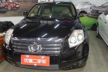吉利汽车 全球鹰GX7 2012款 2.4 自动 行政版
