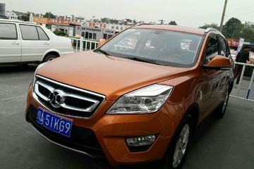 北汽绅宝 绅宝X65 2015款 2.0T 自动 舒适版
