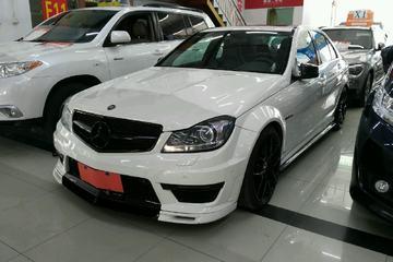 奔驰 AMG-C级 2010款 6.2 自动 C63动感型增强版
