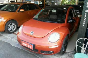 大众 甲壳虫 2010款 2.0 自动 墨橘舒适版