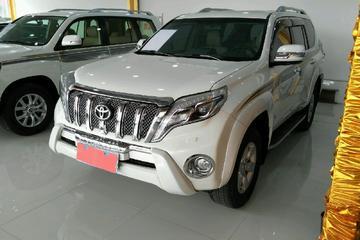 丰田 普拉多 2015款 4.0 自动 中东版