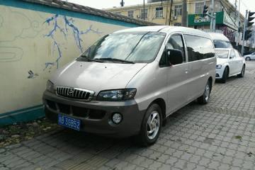 江淮 瑞风 2011款 2.0 手动 穿梭标准型5-8座HFC4GA3