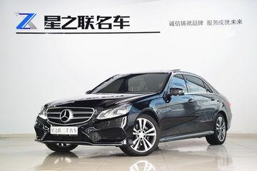奔驰 E级 2015款 2.0T 自动 E260L运动时尚型 改款