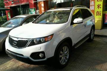 起亚 索兰托 2013款 2.2T 自动 至尊版5座 柴油