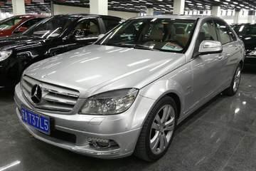 奔驰 C级 2008款 1.8T 自动 C200优雅型CGI