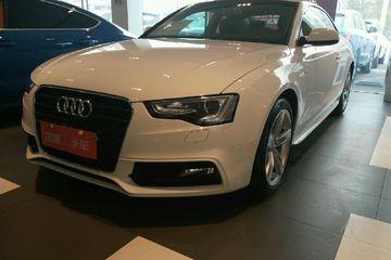 奥迪 A5-Coupe 2016款 2.0T 自动 45TFSI进取型