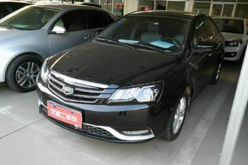 吉利汽车 帝豪三厢 2014款 1.5 自动 精英型