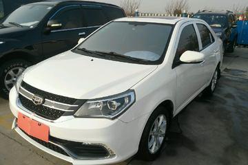 吉利汽车 金刚三厢 2016款 1.5 手动 精英型 国IV