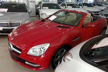 奔驰 SLK级 2011款 1.8T 自动 SLK200时尚型