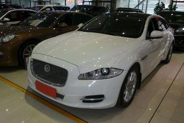 捷豹 XJ 2013款 3.0T 自动 SC旗舰商务版
