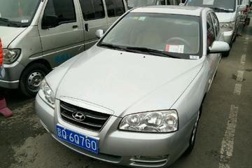 现代 伊兰特三厢 2011款 1.6 手动 舒适型GL