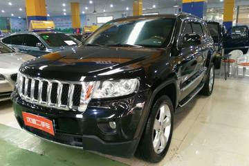 Jeep 大切诺基 2013款 3.6 自动 旗舰尊崇版