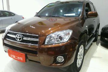 丰田 RAV4 2011款 2.0 自动 经典型前驱