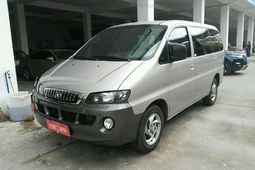 江淮 瑞风 2011款 2.0T 手动 祥和短轴标准版6-8座