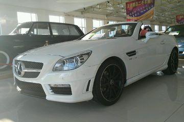 奔驰 SLK级 2011款 1.8T 自动 SLK200豪华运动型