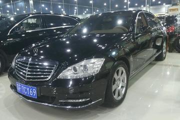 奔驰 S级 2010款 3.0 自动 S300L商务型