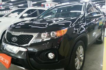 起亚 索兰托 2010款 2.2T 自动 至尊型5座 柴油