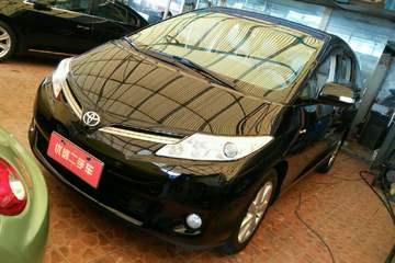丰田 普瑞维亚 2012款 2.4 自动 豪华版7座前驱