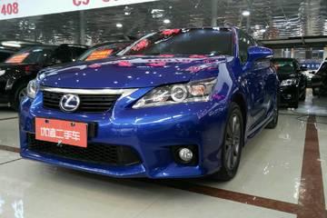 雷克萨斯 CT 2012款 1.8 自动 200h F-Sport