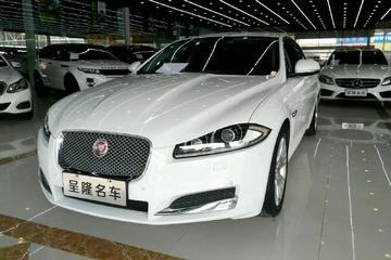 捷豹 XF 2014款 2.0T 自动 豪华版